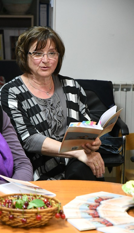 PROSLAVILI SMO DAN NARODNE KNJIŽNICE I ČITAONICE HALUBAJSKA ZORA, 15.5.2018.
